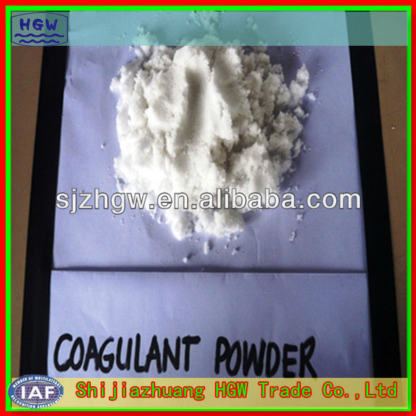 cationic PAM flocculant powder