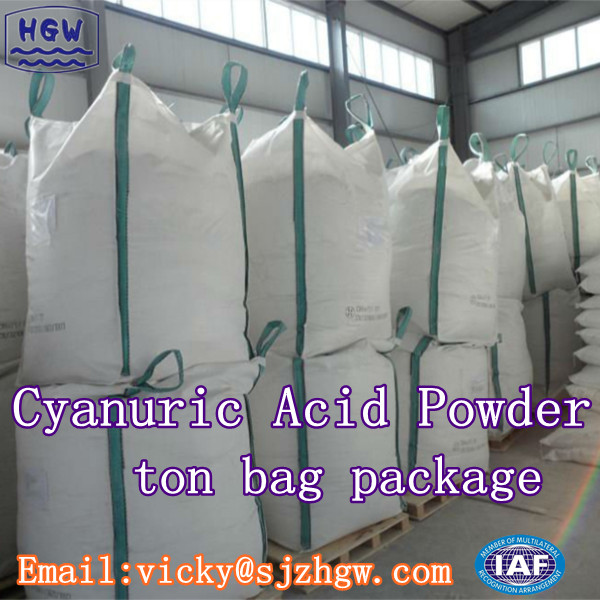 Cyanuric acid 98.5% powder