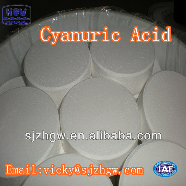 Cyanuric Acid 98.8% Tablet