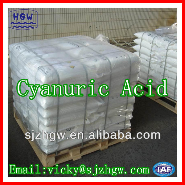 cyanuric acid for pool
