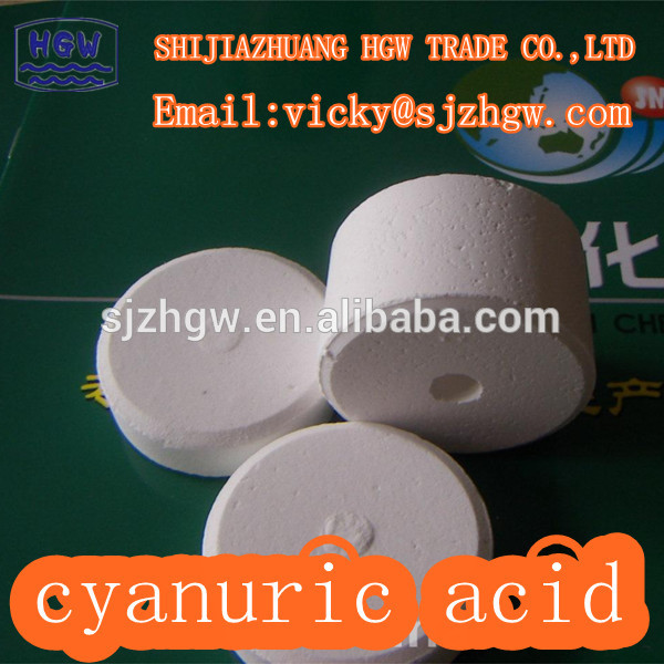 Cyanuric Acid Tablet