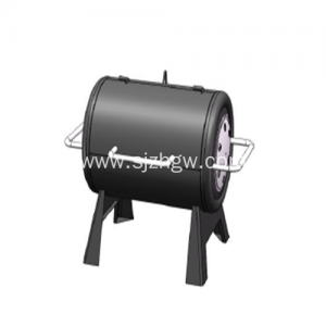 Table Top Charcoal Grill і Side топка