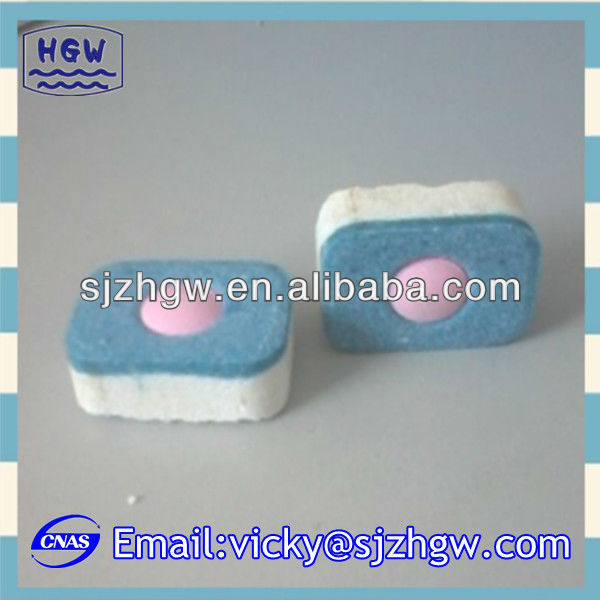Detergent Dishwashing Cleaner Tablet