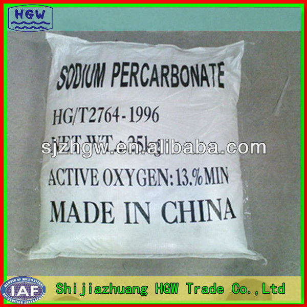 Detergent Sodium Percarbonate Coated ۽ Uncoated