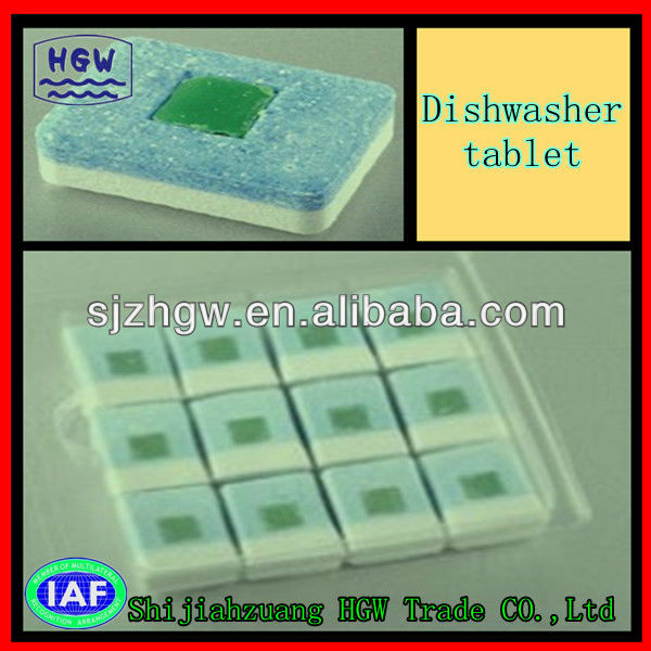 Dishwasher Tablet