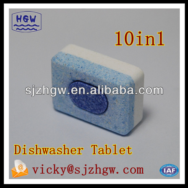 Dishwashing Tabs