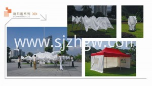 Pop Up luar Gazebo Waterproof Folding Taman Gazebo