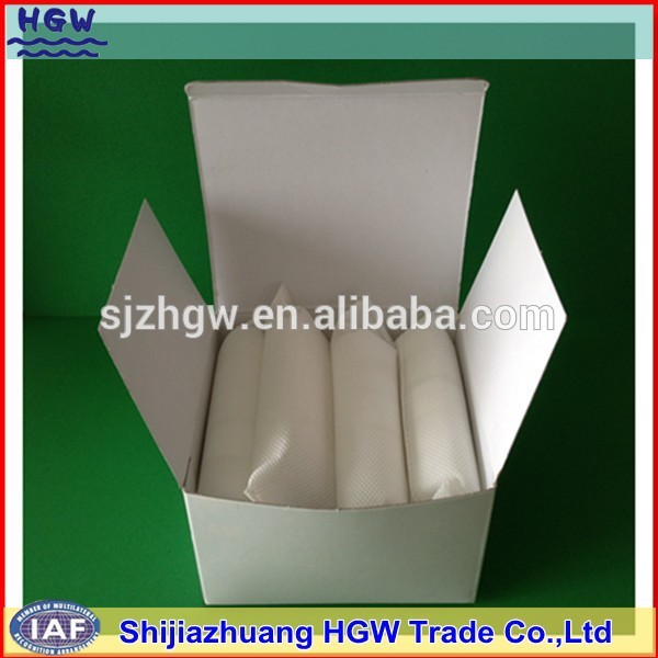 Flocculant tablet 25g in plastic woven bag