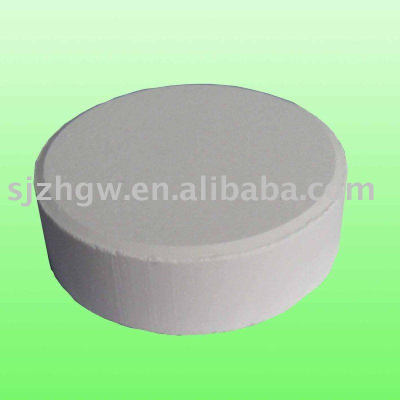 Flocculation (Aluminum Sulfate) TABLET16.2%min for WATER TREATMENT / SWIMMING POOL CHEMICAL