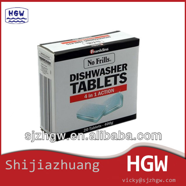 high clean power Dishwashing Tablet