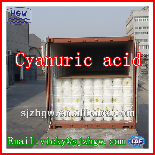 hot sale CYA Cyanuric acid for paint