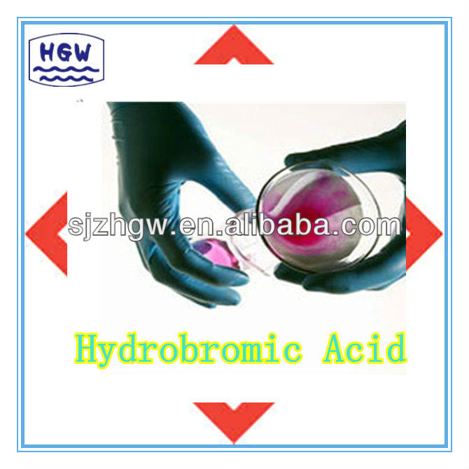 Hydrobromic Acid 48% 10035-10-6