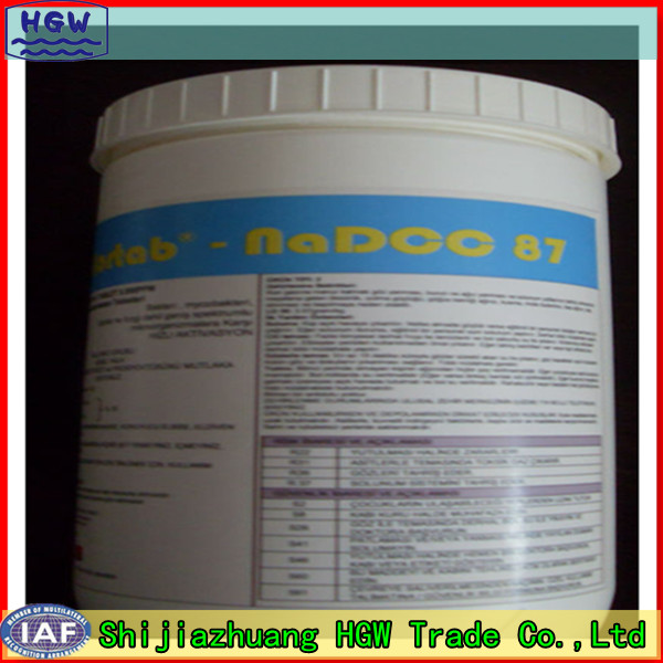 NaDCC tablet / SDIC effervescent tablet 50%