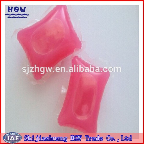 OEM Biological fabric washing capsules