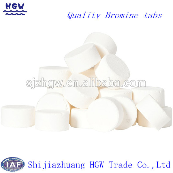 Quality Bromine tablets