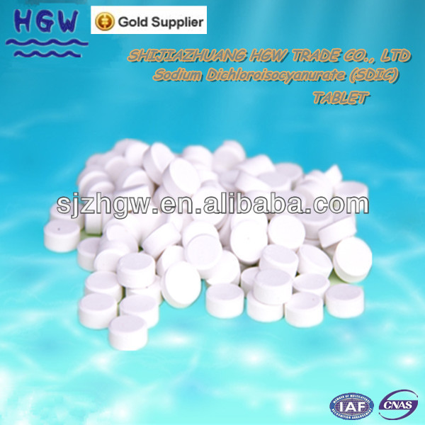 Bottom price Swimming Pool Treatment Cyanuric Acid -