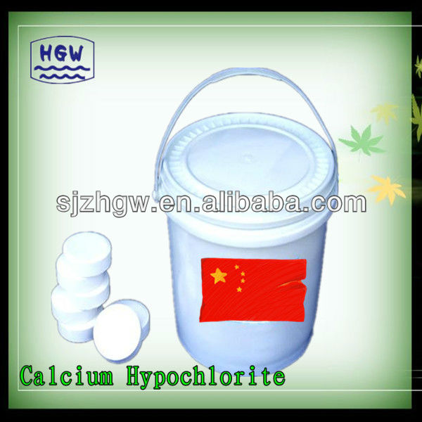 Sodium Process Calcium hayiphoklorayithi 65% / 70% Image Feature