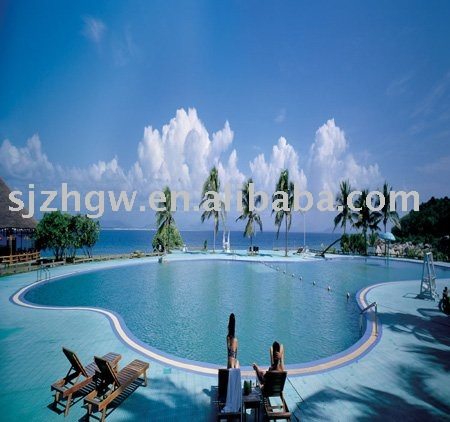 Swimming pool chemicals Cyanuric Acid