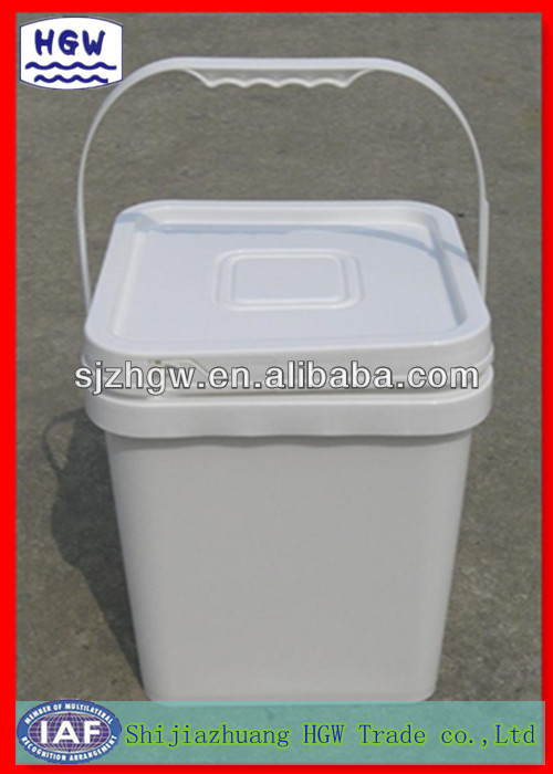 UN-Approved 5L Plastic Pail