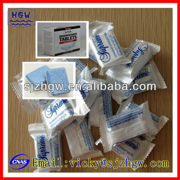 washing detergent tablet,dishwasher tablet