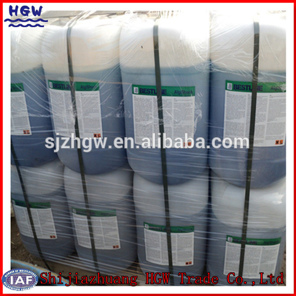 Water treatment chemicals Algaecide