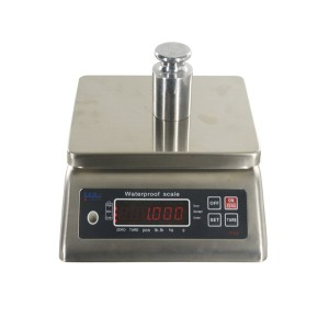 Factory supplied Electronic Counting Scale -