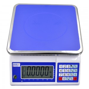 WN-V3DL New ABS friendly material with high strength weighing scale with external calibration