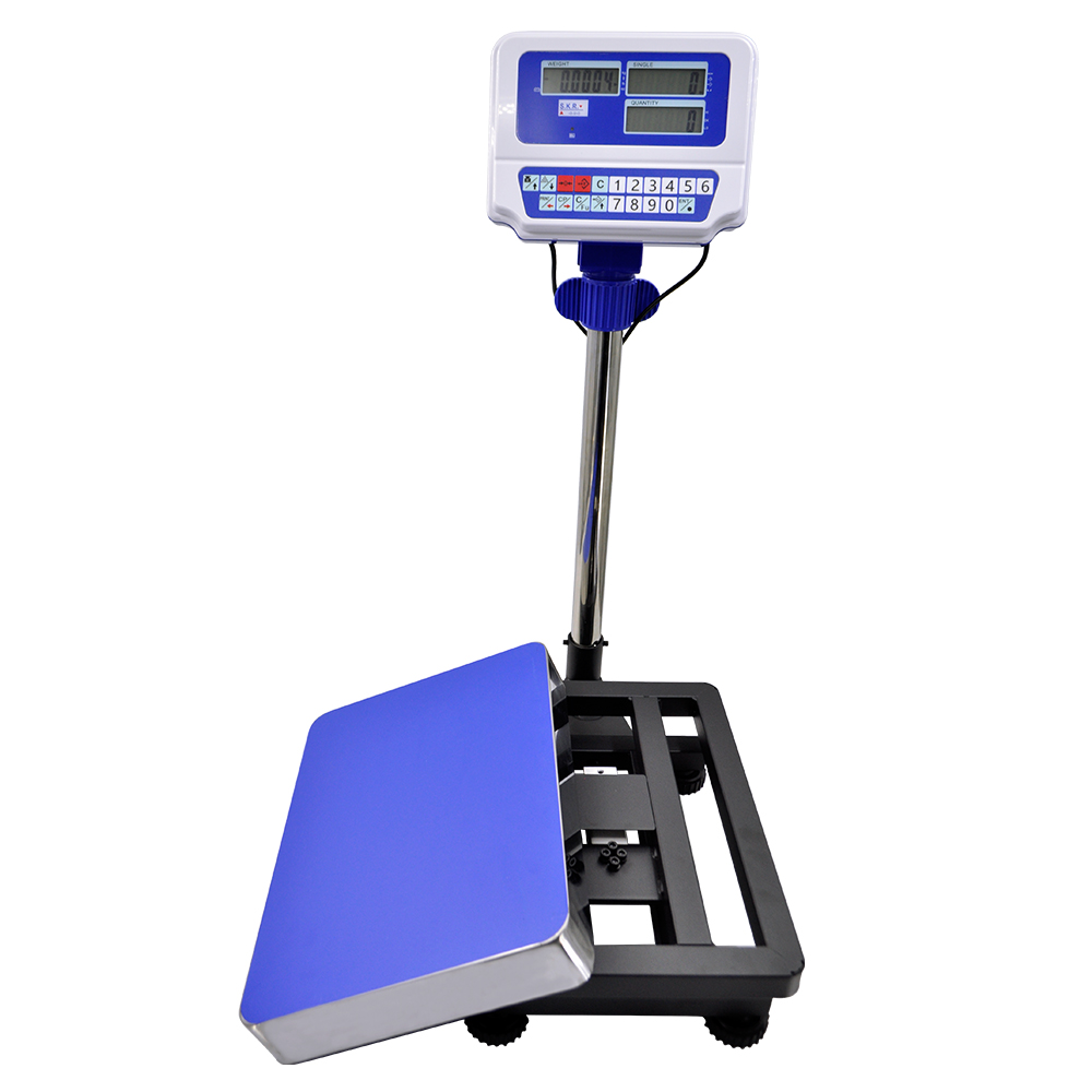 FCN-V10DL bench scale with 430 stainless steel platform and pan Featured Image