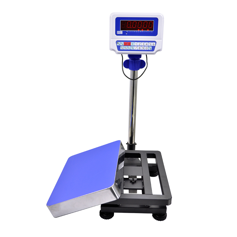 FWN-V10D bench scale with 430 stainless steel platform and pan LED display Featured Image