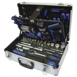 117 Pcs Professional Tool Set