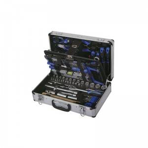 TCA-003A-121 Aluminum Case with Professional Tool Set