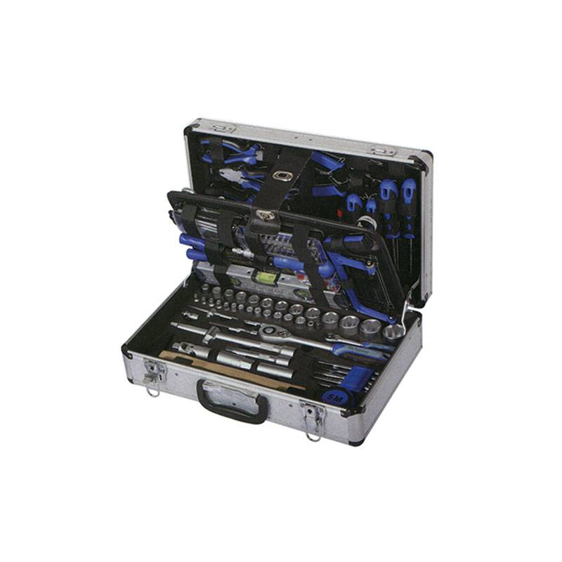 TCA-003A-121 Aluminum Case with Professional Tool Set Featured Image