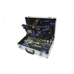 TCA-004A-117 Aluminum Case with Professional Tool Set
