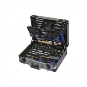 TCA-008A-119 Aluminum Case with Professional Tool Set