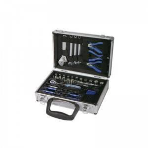 TCA-028A-251 Aluminum Case with Professional Tool Set
