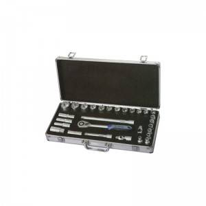 TCA-031A-335  Aluminum Case with Socket set