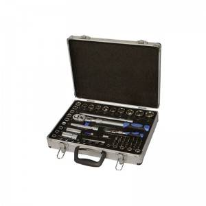 TCA-039A-468 Aluminum Case with Socket set