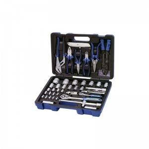 TCB-001A-484  Blow mold tool case with tool set