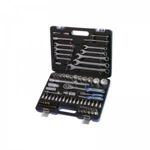 TCB-002A-482  Blow mold tool case with tool set