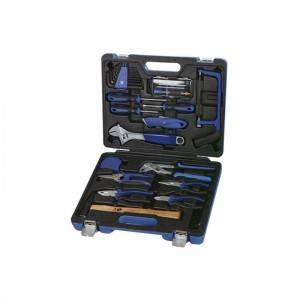 TCB-003A-027  Blow mold tool case with tool set