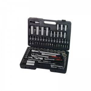 TCB-005A-094  Blow mold tool case with tool set