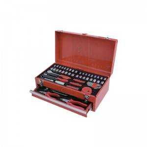 TCE-003A-388 Iron tool case with Professional tool set