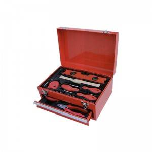 TCE-004A-044 Iron tool case with Professional tool set