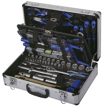 121pcs Professional Tool Set Featured Image