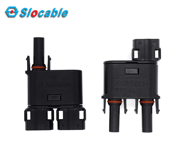High definition Ip68 Solar Branch Connector -