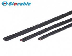 TUV Approved 4mm twin dc solar cable