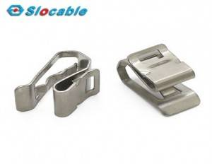 Solar Cable Clip for 2.5mm 4mm 6mm Solar Cables