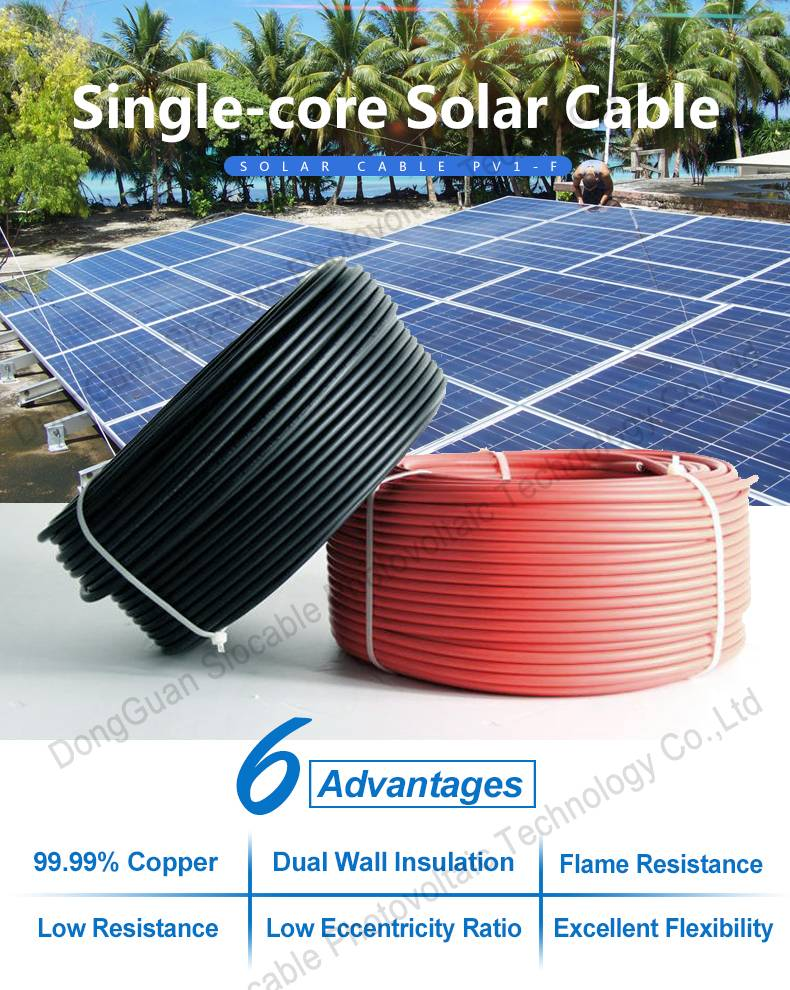 Why Choose Solar DC Cables for Solar Power Stations? What is the difference between Normal DC cables and Solar DC cables?