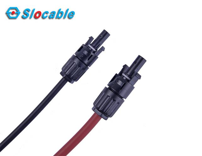 Cheap price 4mm2 solar panel connector -