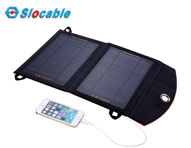 Slocable Foldable Solar Panel Charger